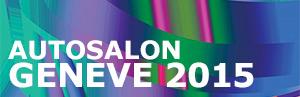 Autosalon van Genève 2015 - Overzicht en premières