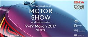 Autosalon van Genève 2017 GIMS - Praktische informatie, overzicht en premières
