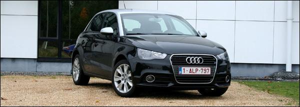 Audi A1 Rijtest 1.2 TFSI Sportback