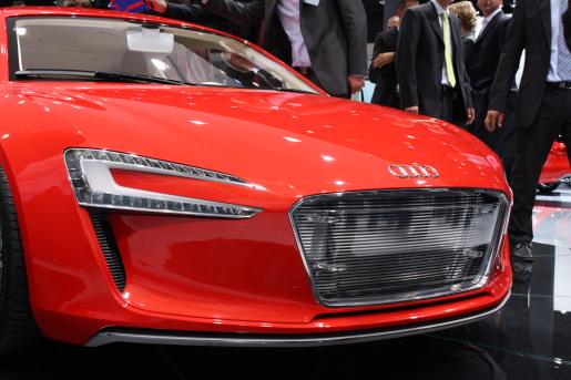 Audi E-Tron Frankfurt 2009 IAA
