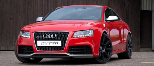 Audi RS5 MTM tuning