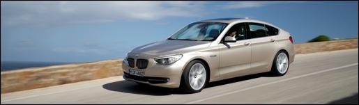 BMW 5-Reeks GT