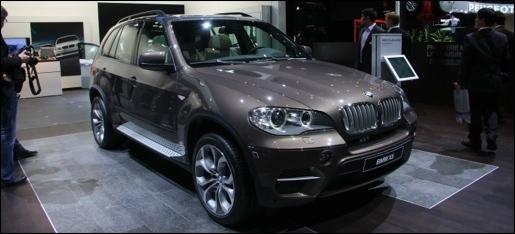 BMW X5 Facelift Geneva