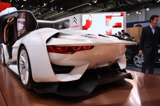 Citroen GT Concept Frankfurt 2009
