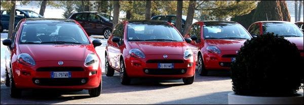 Fiat Punto TwinAir 2012 test