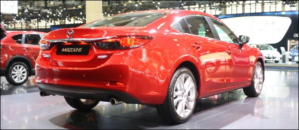 Mazda Brussel