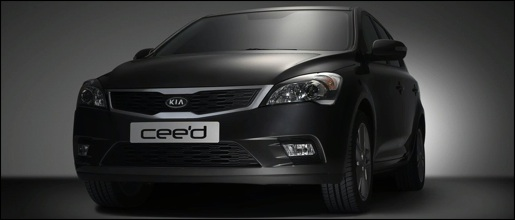 Kia Cee\'d Facelift