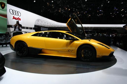Lamborghini murcielago LP670-4