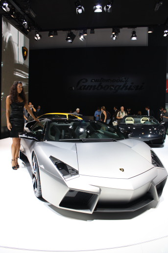 Lamborghini Reventon Roadster IAA