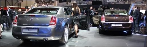 Lancia Thema Geneva