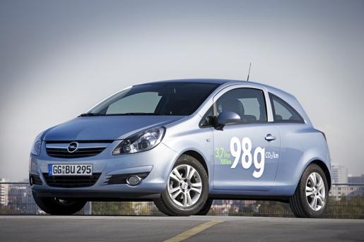 Opel Corsa EcoFLEX nieuw
