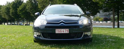 Rijtest: Citroën C5 Tourer