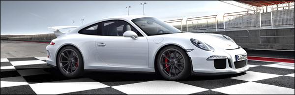 Porsche 911 GT3 991 2013