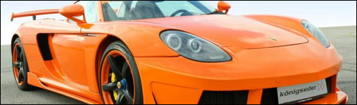 Carrera GT - Konigseder