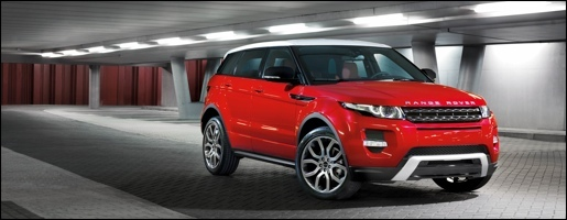 Range Rover Evoque vijfdeurs