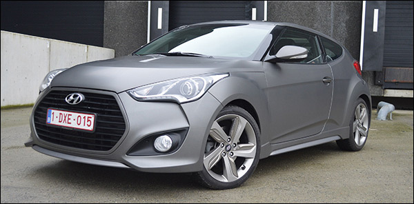 Rijtest: Hyundai Veloster Turbo 1.6 GDi