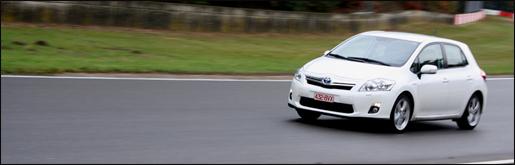 Toyota Auris HSD - geen fijn stof