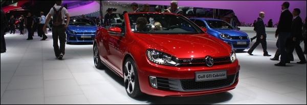 Geneve Golf GTI Cabrio