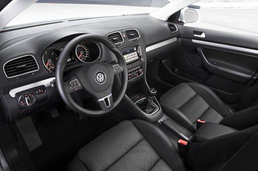 Nieuwe Volkswagen Golf Variant