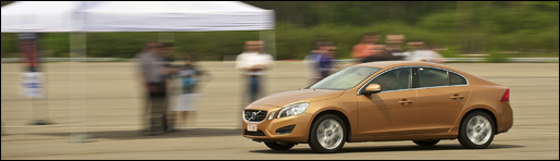 Volvo Test Track Days
