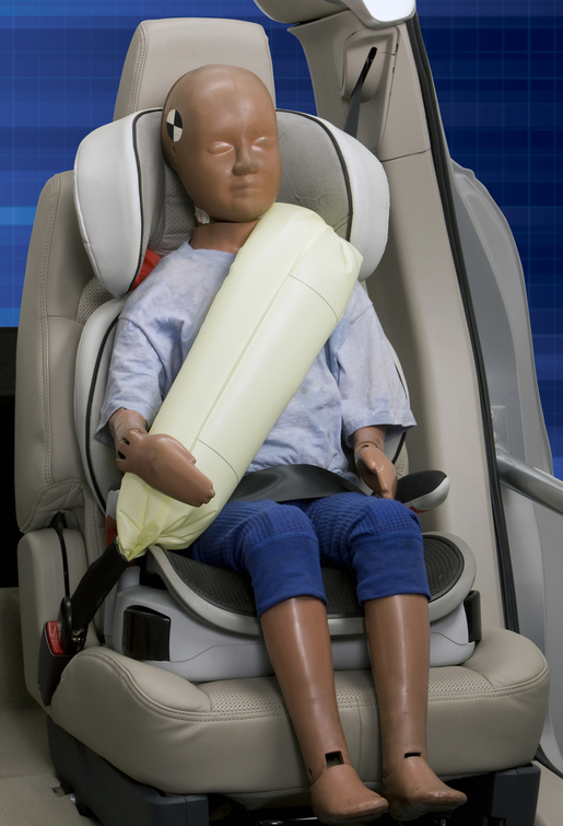 Inflatable Child Car Seat