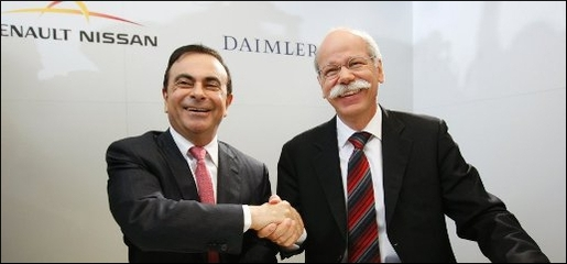 Daimler-Nissan Agreement