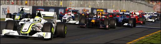 Formule 1 2009