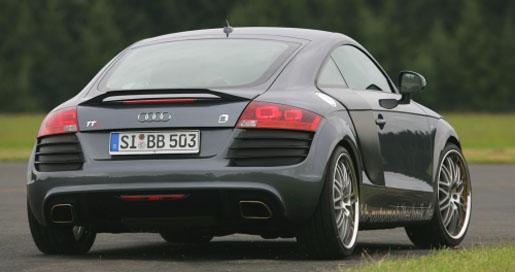 B&B Audi TT 500 pk