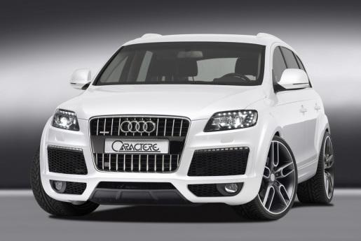 Audi Q7 Caractere