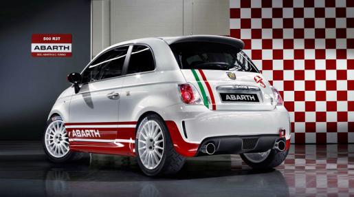 Fiat 500 R3T