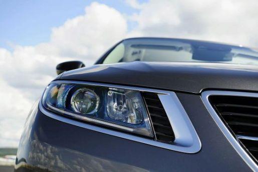 Nieuwe Saab 9-5