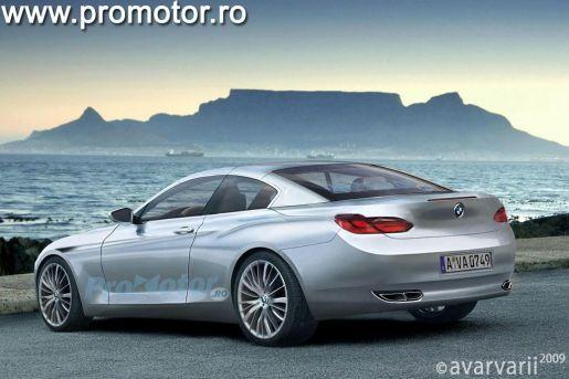 BMW 6-Reeks 2011 Preview impressie