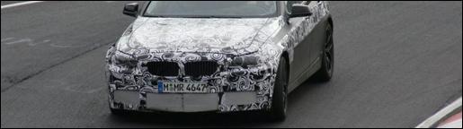 BMW M5 Toekomstig Spyshot