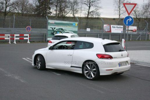 Volkswagen Scirocco R20