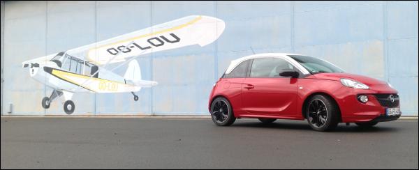 Opel Adam 1.4 XCR Slam