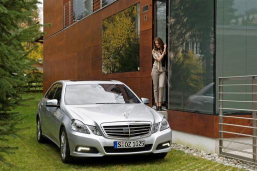 Nieuwe Mercedes E-klasse