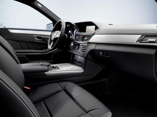 Mercedes E klasse AMG pack