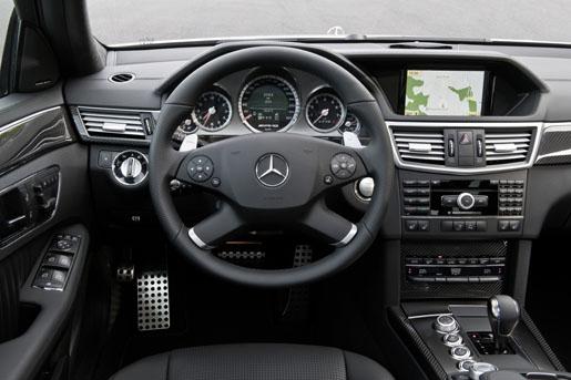 Mercedes E63 AMG Break