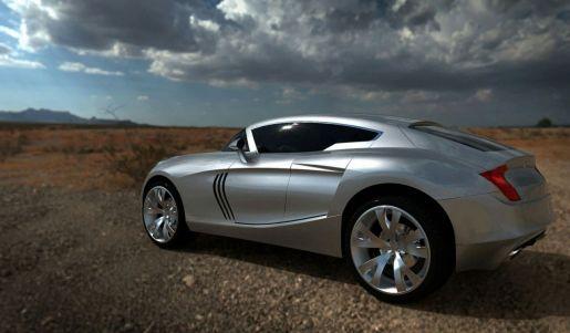 Maserati Kuba Concept