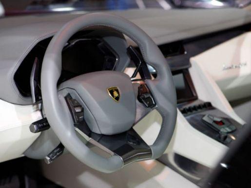 Lamborghini Estoque Interieur