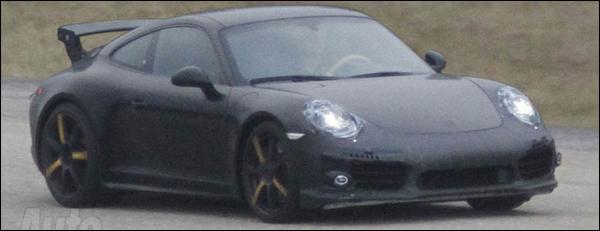 Porsche 911 GT3 2013 991