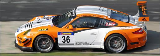 911 GT3 R Hybrid 2.0