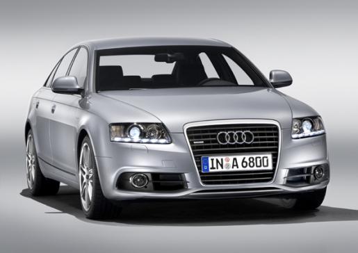 Audi A6 Sedan Facelift