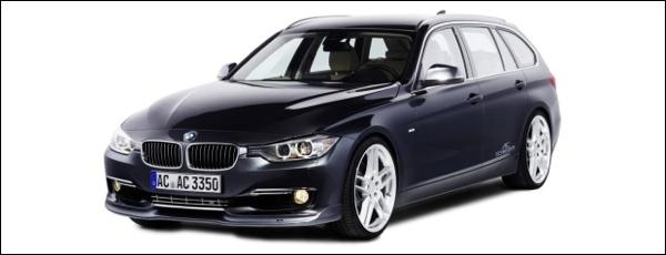 AC SChnitzer BMW 3-Reeks Touring