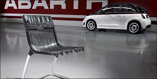 Abarth Chair