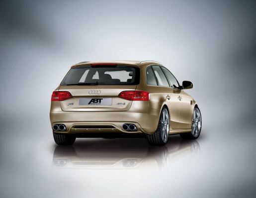 Abt Audi A4 Avant: AS4