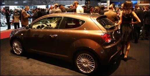 Alfa MiTo Facelift