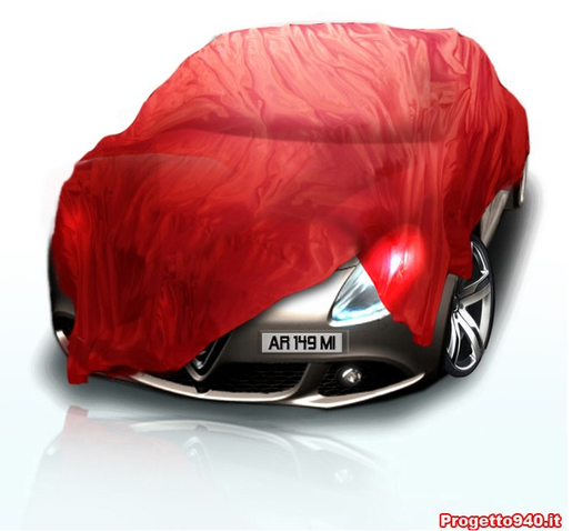 Teaser Alfa Romeo MiLano 149