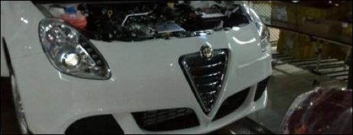 Gespot: Alfa Romeo Milano