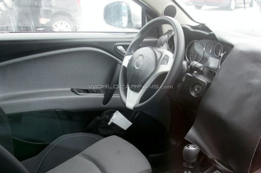 Spyshots: Alfa Romeo Junior